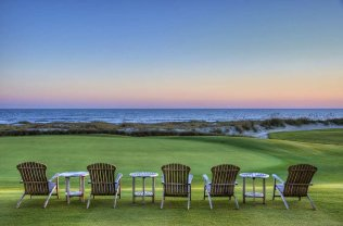 LuxeGetaways - Luxury Travel - Luxury Travel Magazine - Luxe Getaways - Luxury Lifestyle - Timbers Resorts - Timbers Kiawah - Timbers Kiawah Ocean Club and Residences - Charleston - Chairs at beach at sunset