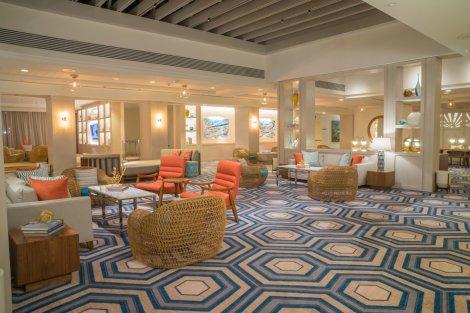 LuxeGetaways - Luxury Travel - Luxury Travel Magazine - Luxe Getaways - Luxury Lifestyle - Atlantis Paradise Island - Bahamas - Caribbean - Coral Towers Lobby