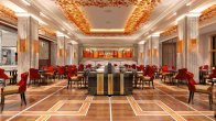 LuxeGetaways - Luxury Travel - Luxury Travel Magazine - Luxe Getaways - Luxury Lifestyle - Grand Hotel Kempinski Riga - Kempinski - Ambar Restaurant