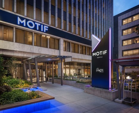 LuxeGetaways - Luxury Travel - Luxury Travel Magazine - Luxe Getaways - Luxury Lifestyle - Catherine Maisonneuve - Seattle Washington, Seattle Hotels - MOTIF