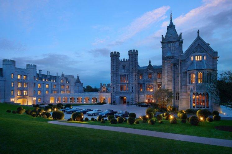 LuxeGetaways - Luxury Travel - Luxury Travel Magazine - Luxe Getaways - Luxury Lifestyle - Fall/Winter 2017 Magazine Issue - Digital Magazine - Travel Magazine - Adare Manor - Ireland - Castle Hotel