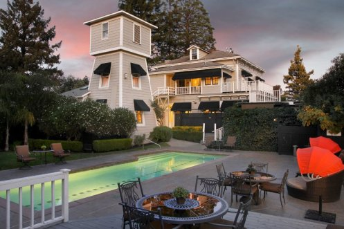 LuxeGetaways - Luxury Travel - Luxury Travel Magazine - Luxe Getaways - Luxury Lifestyle - Honor Mansion - Napa Valley - Tracy Beard - California - Luxury Boutique Hotel