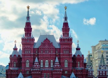 LuxeGetaways - Luxury Travel - Luxury Travel Magazine - Luxe Getaways - Luxury Lifestyle - Russia - Moscow - Michael Sturrock