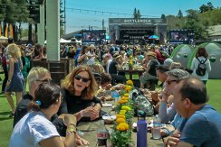 LuxeGetaways - Luxury Travel - Luxury Travel Magazine - Luxe Getaways - Luxury Lifestyle - BottleRock - 2018 - Napa Valley - Culinary Festival - Music Festival