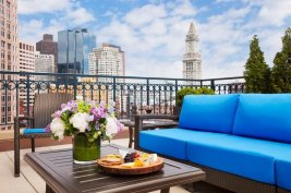 LuxeGetaways - Luxury Travel - Luxury Travel Magazine - Luxe Getaways - Luxury Lifestyle - Boston - Boston Harbor Hotel - Presidential Suite
