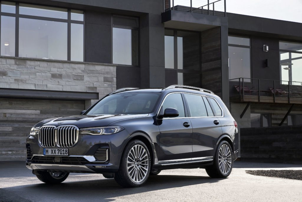 Go Online To Order The Newest Bmw Arriving Spring 2019 The Bmw X7