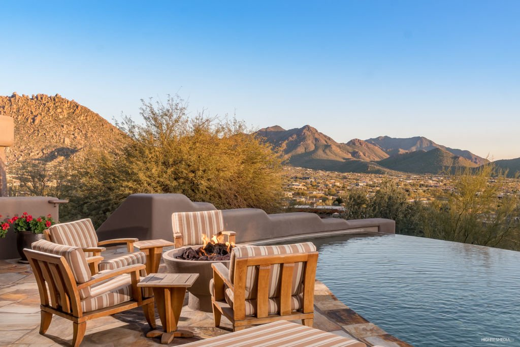 Luxury Real Estate Desert Highlands Arizona Luxegetaways