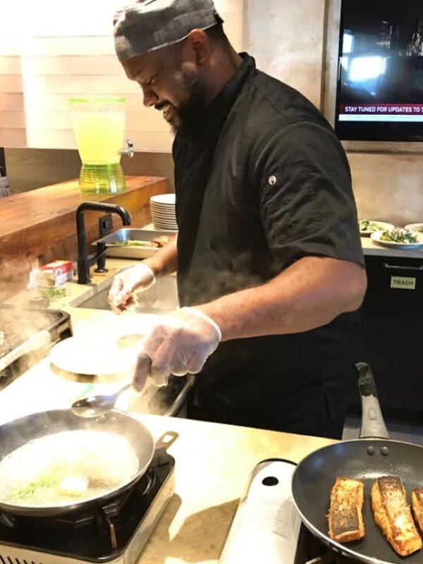 Chef Alvin Nitti