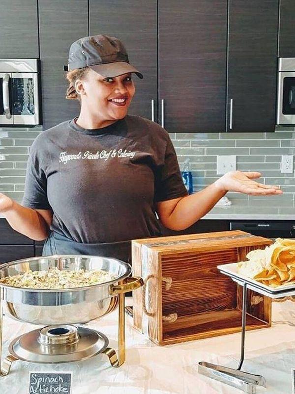 Chef Nina B