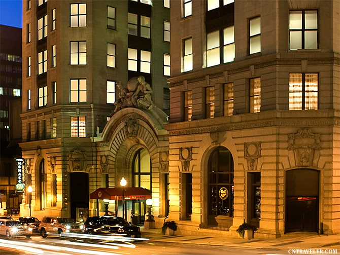 Hotel Monaco Baltimore Maryland