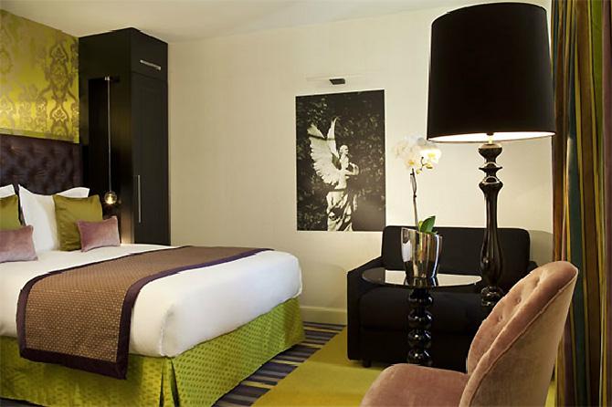 Hotel Le Petit - Paris