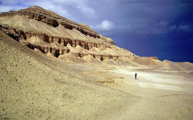 Israel National Hiking Trail - Israel