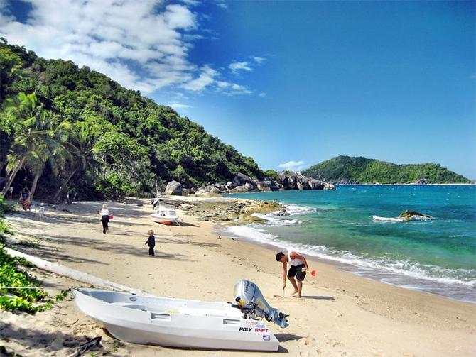 Stunning Beach Destination in Australia - Mission Beach