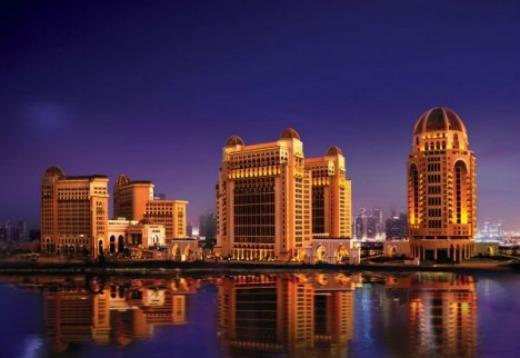 St Regis Doha luxury Hotel