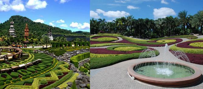 Suan Nong Nooch (Chonburi Province, Thailand) ??? Burst of Tropical Colors