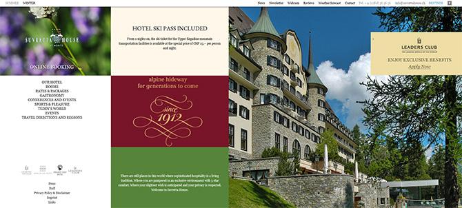 Suvretta House (St. Moritz, Switzerland)