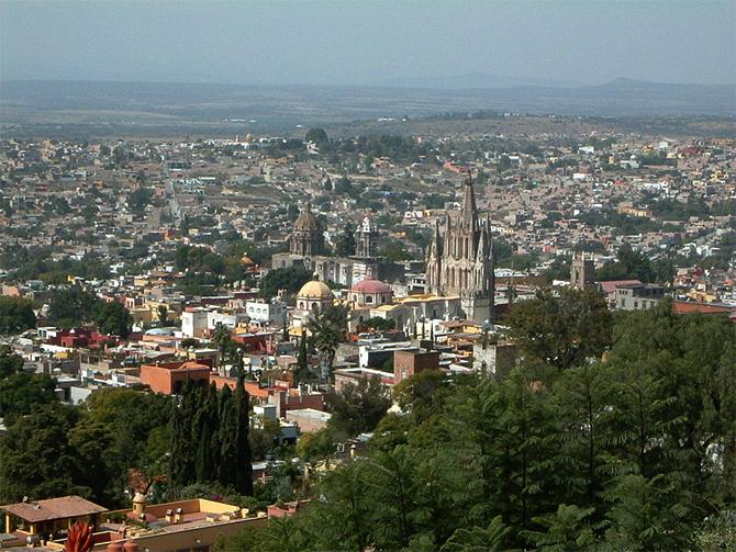 Top 10 Cities to Visit in Mexico - San Miguel De Allende