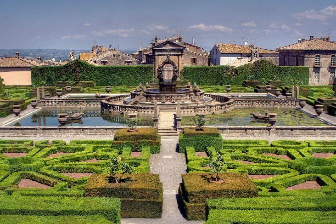 Villa Lante (Bagnaia, Italy) ??? Remarkable Specimen of Renaissance Splendor