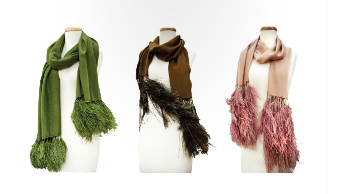 luxury fashion designer Anna Trzebinski