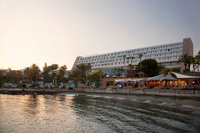 Amathus Beach Hotel in Limassol Cyprus 3