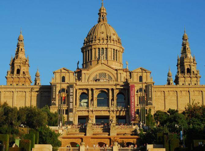 Barcelona A City Filled With Beauty Museu Nacional d Art de Catalunya