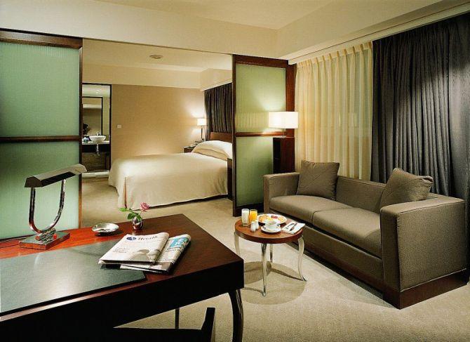 Boutique Hotels Taipei Les Suites Taipei Da an