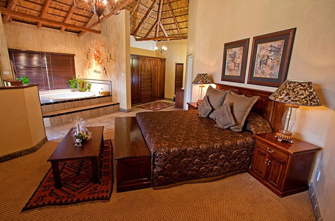 Cathedral Peak Hotel Scenic Retreat in South Africa 3