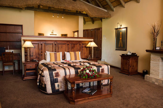 Cathedral Peak Hotel Scenic Retreat in South Africa 4