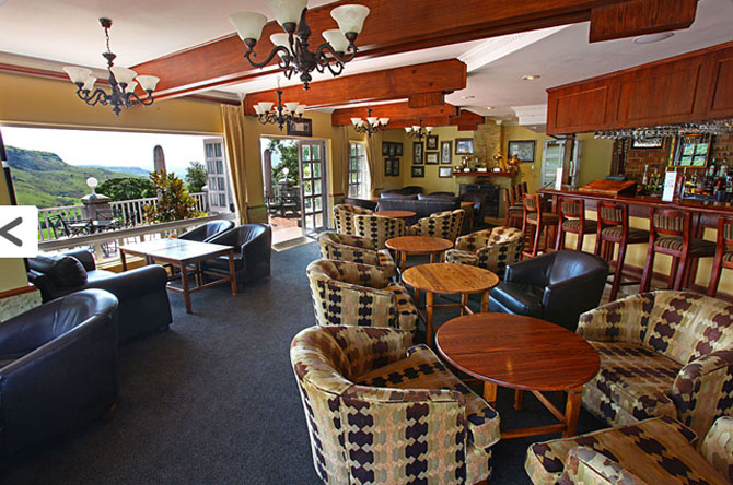 Cathedral Peak Hotel Scenic Retreat in South Africa 5