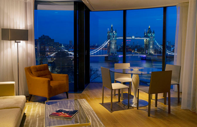 Cheval Three Quays Lavish Accommodation with Spectacular Views 7