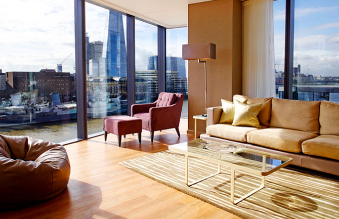 Cheval Three Quays Lavish Accommodation with Spectacular Views 8