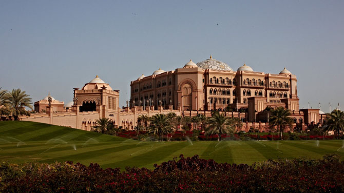Emirates Palace in Abu Dhabi Ultimate Luxury 2