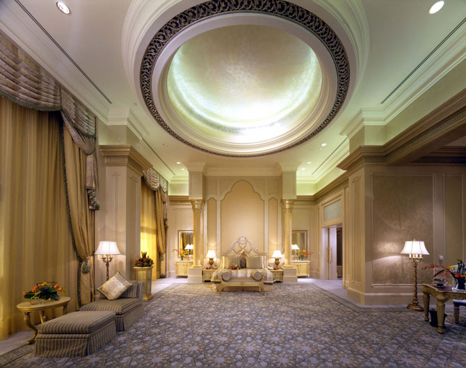 Emirates Palace in Abu Dhabi Ultimate Luxury 6