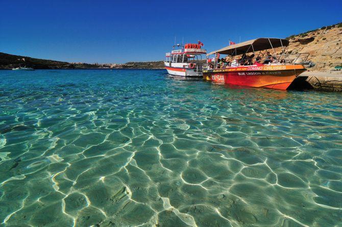 Explore Malta Nautical Charm Blue Lagoon Comino