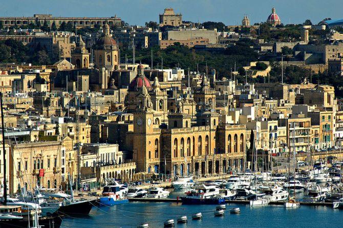 Explore Malta Nautical Charm Vittoriosa