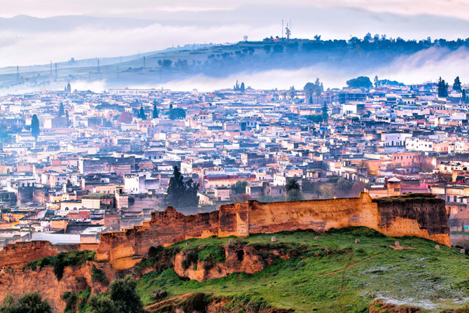 Fes and Marrakech by Private Jet 2