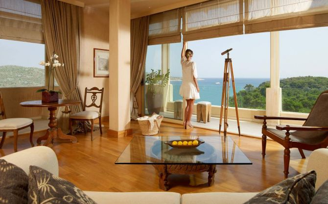 Four Awesome Boutique Hotels in Athens The Margi 1
