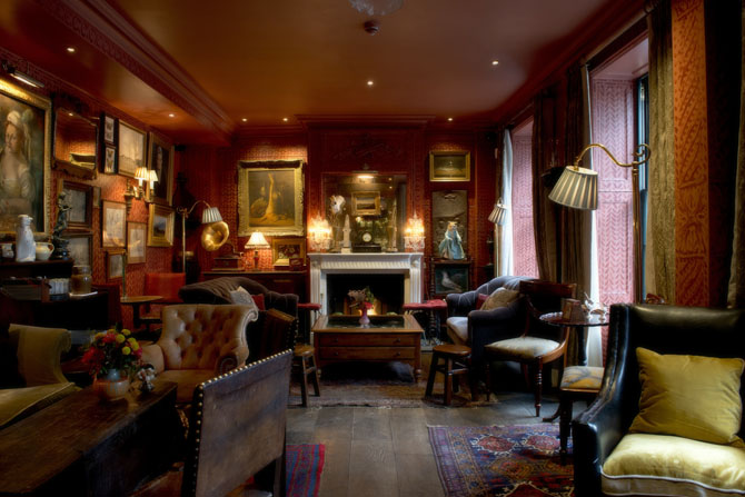Hip Hotel in London The Zetter Townhouse 8