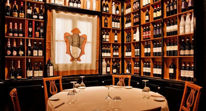 IC Bellagio top restaurants in Florence 1