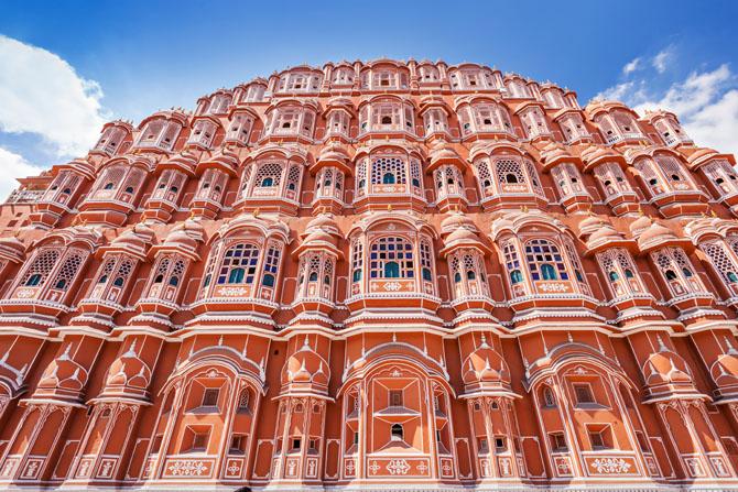 Jaipur The Pink City of India Hawa Mahal