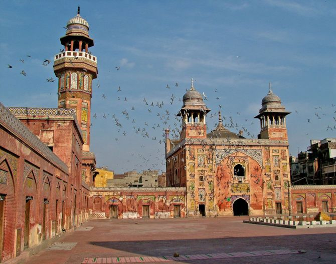 Lahore A Lively Mix of the Old and the New 1