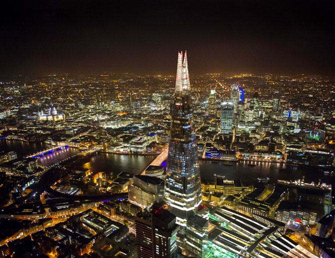 London Top Travel Experience the View from the Shard 5