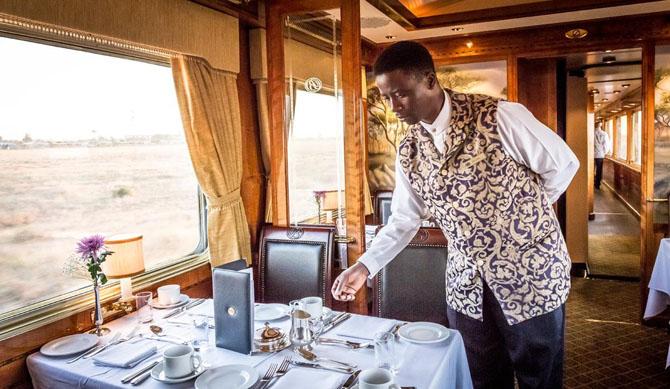 Blue Train Dining
