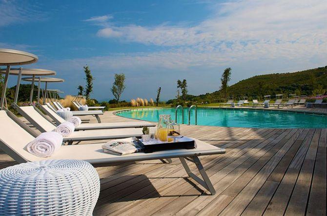 Luxury Weekend Stay in Florence Argentario Resort Golf & Spa 3
