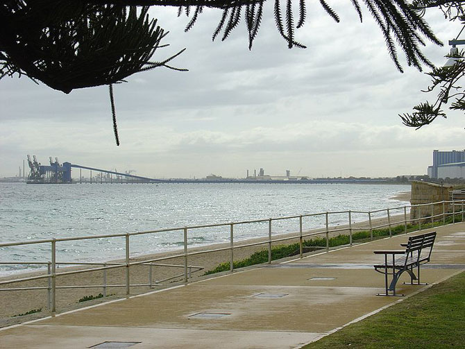 Perth Sunny Capital City of Australia Rockingham