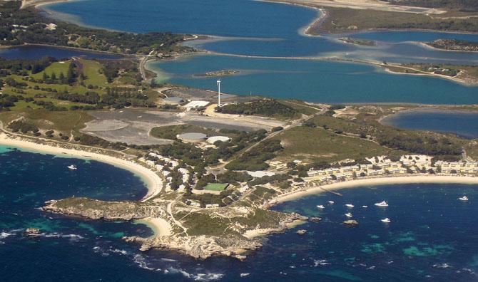Perth Sunny Capital City of Australia Rottnest Island