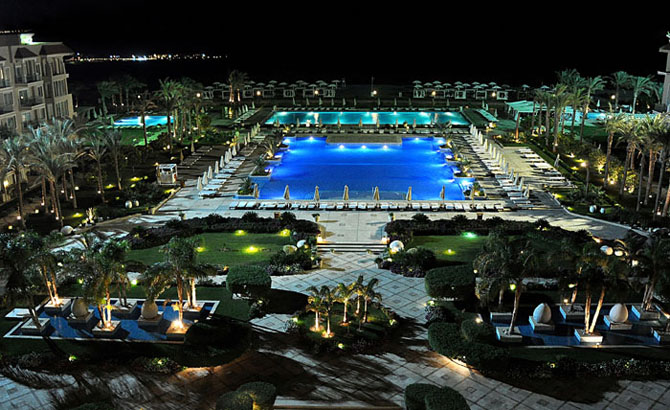 Premier Le Reve Hotel and Spa A Luxe Retreat in Egypt 1