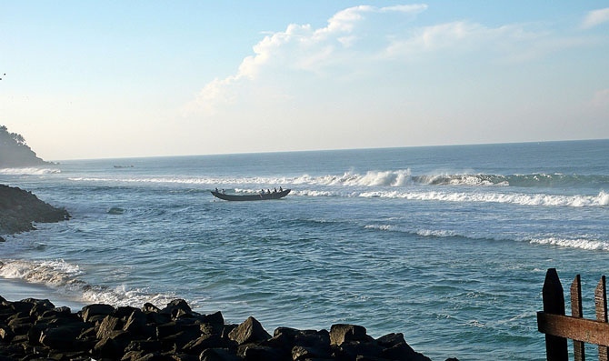 Top 10 Beach Destinations in India Varkala Kerala