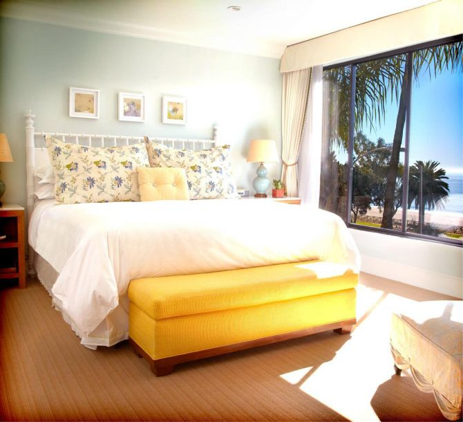 Top 10 Luxury LA Hotels for Summer Hotel Oceana Santa Monica 1