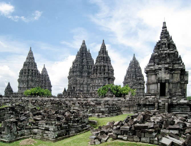 Top 10 Magnificent Temples in Asia Prambanan Java Indonesia